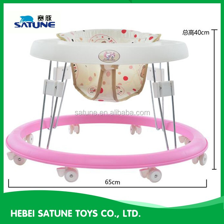 New Difference design Hot Seller China Rolling Swivel Wheels baby walker china,