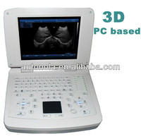(Support 3D software) Full Digital Laptop Ultrasound Scanner XK200
