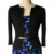Womens One Piece Long Sleeve Black Professional Dress