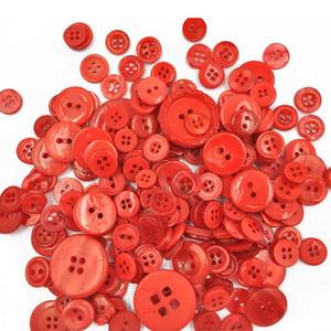China Red Shirt Buttons, China Red Shirt Buttons