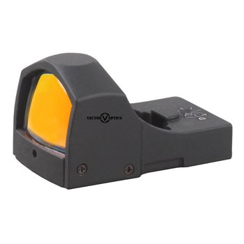 Vector Optics Sphinx 1x22 Switchless Micro Red Dot Sight 21mm Weaver