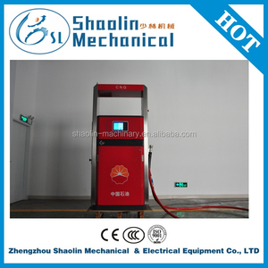 New design cng gas station fuel dispenser for gas station