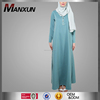 Newest Turkish Style Elegant Muslim Dirls Clothing Jubah In Plus Maxi Dress Dubai Abaya