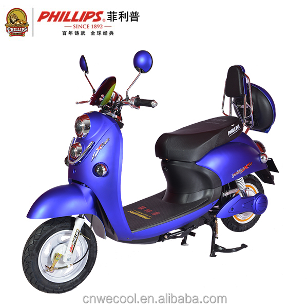 PHILLIPS New vespa smart used standing classic fashion electric electronic motorcycle/ bicycle/a e-bike for sale