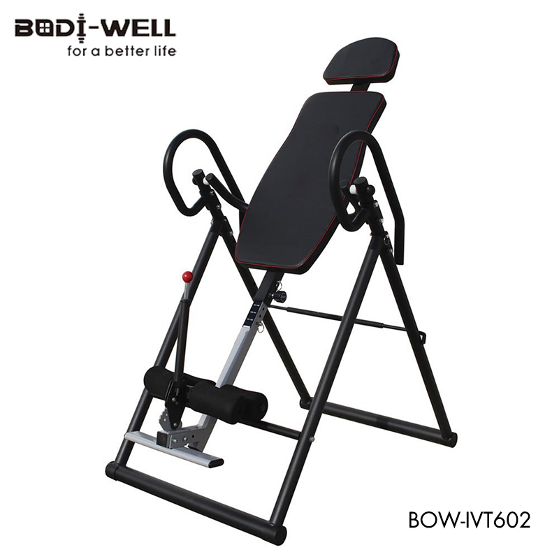 Heavy Duty Inversion Machine Inversion Back Stretchers Inversion Table for Pain Relief Therapy