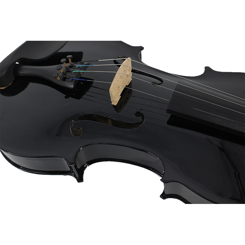 black colored cheap price handmade china cheap plywood violin for sale buy black violin cheap. Black Bedroom Furniture Sets. Home Design Ideas