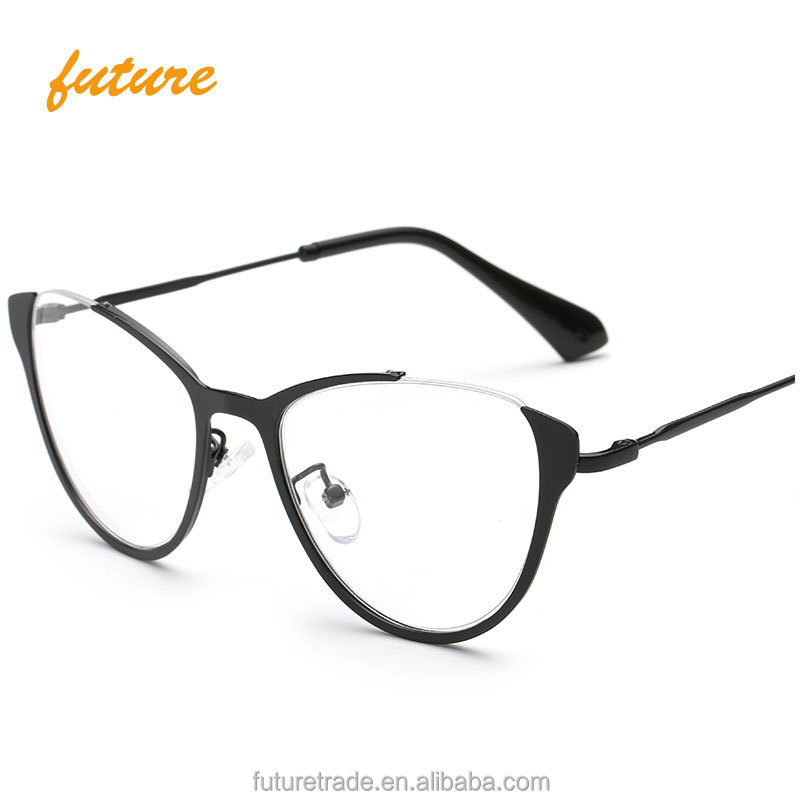 Claro gafas de sol mujer gafas hombre marco claro lente óptica ...