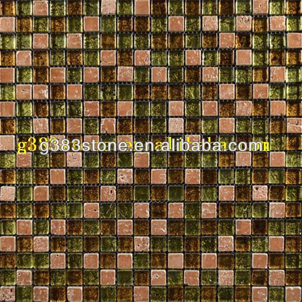 Gl Mosaic Tile Distributors For Decoration