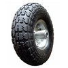 hand truck wheels 3.50-4 tire and rim