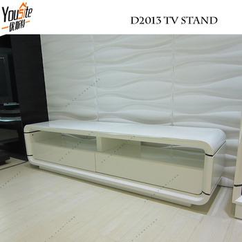 Modern Tv Unit Glossy White Tv Cabinets Latest Designs