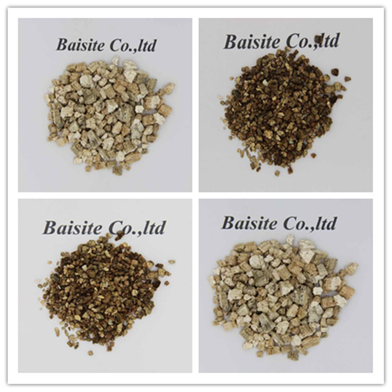 Expanded Silver 4-8mm vermiculite for Soil improvement