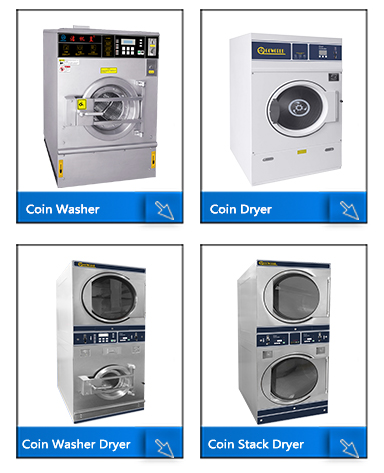 25kg electric heating hotel washing machine