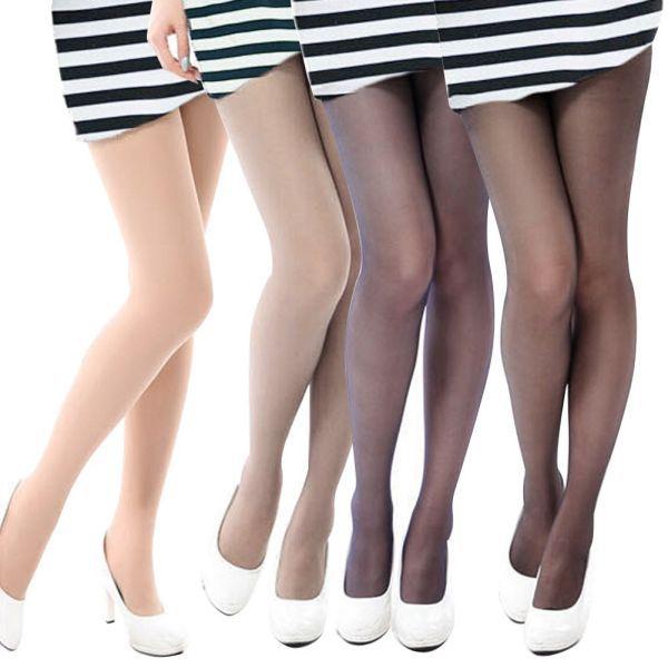 Черный сексуальный полный ног женщины тонкий чистой тонкий колготки чулок трусики колготки