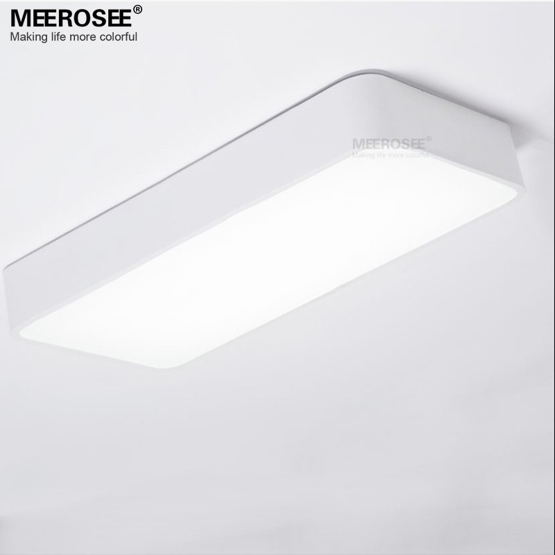 Rectangular Surface Mounting Office Led Ceiling Light For Project ...