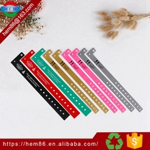 all color Fashion buy wristband for events, anti bullying wrist bands