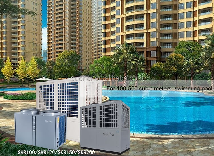 Suoher High Efficiency Swimming Pool Heat Pump Water Heater