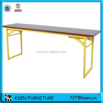 japanese foldable table for conference table for event buy
