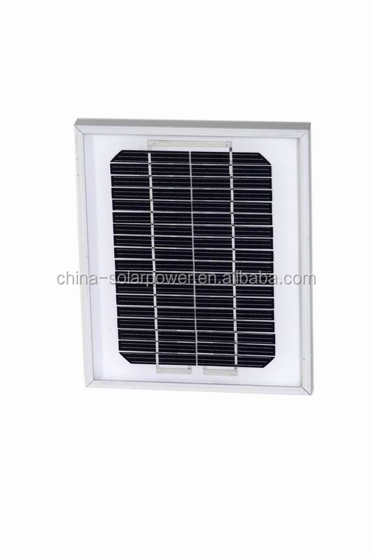 hot selling Popular made in China small 3 watt solar panel for For Home Use