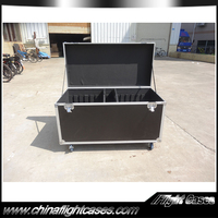 ATA 300 Style High Quality China used road cases with Wheels