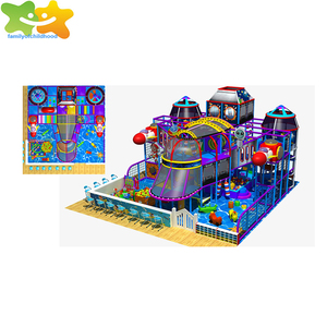 Children indoor play soft air playground equipment for Factory sale