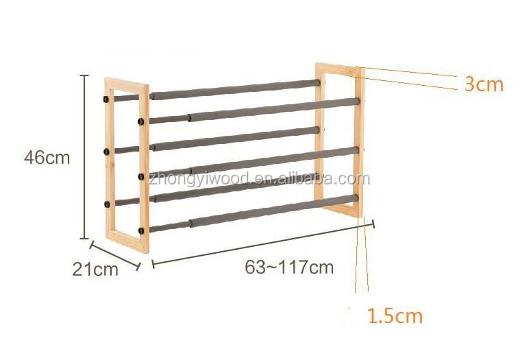 Adjustable Double Shoe Rack, Adjustable Double Shoe Rack Suppliers And  Manufacturers At Alibaba.com