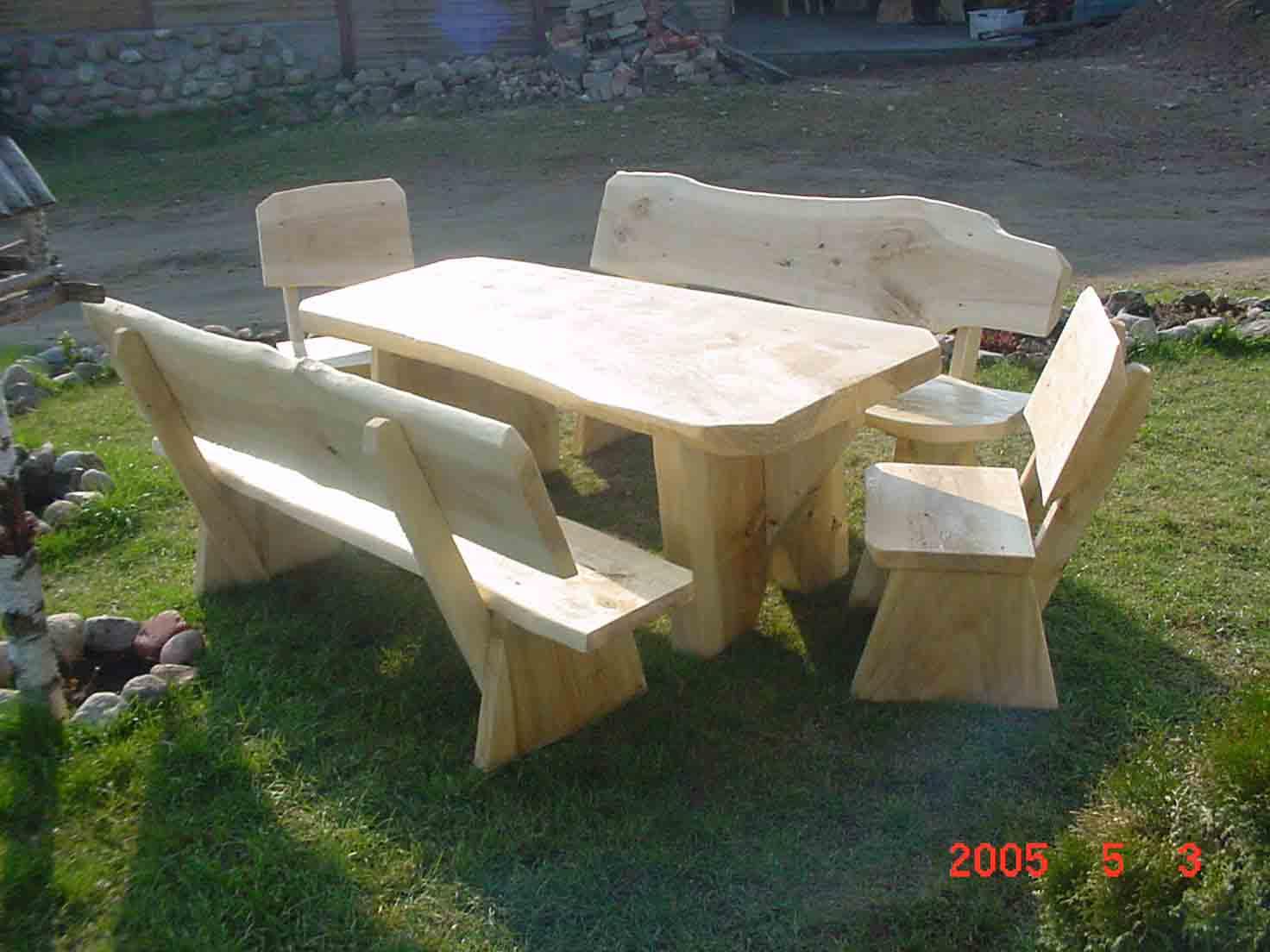 garden set. Garden Set Of Wooden Furniture - Buy Product On Alibaba.com