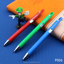 school Plastic cheap promotional ball pen/ball pen