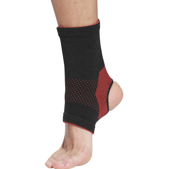 Ankle Support Protection Gym Running Protection Foot Bandage Elastic Ankle Brace Guard фото