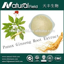 OEM Welcome In bulk supply food additive panax ginseng root extract