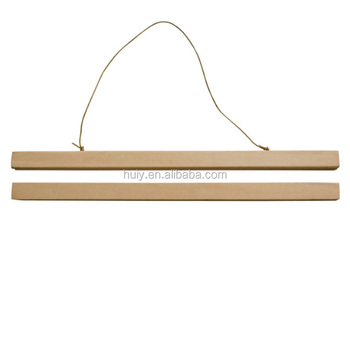 оптовая продажа дешевая цена новый дизайн деревянный плакат вешалка Buy дешевые деревянные вешалкидешевые деревянные вешалкидеревянный плакат