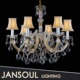 Battery operated pendant lights grill chandelier unique products from china