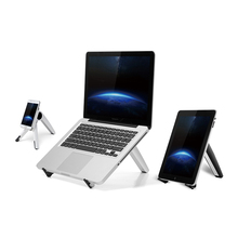 UPERGO Laptop stand draagbare <span class=keywords><strong>statief</strong></span> cooling pad opvouwbaar