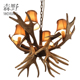 Mule Deer Antler Chandelier Pendant Light Light Fittings Fancy In China For Home Decoration