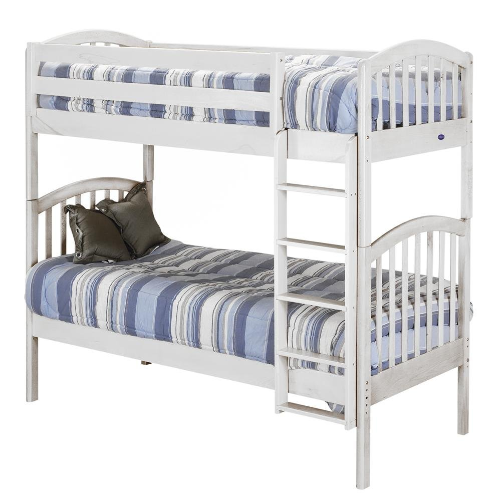 Orbelle Trading Bunk Beds BB 450/39-W, White