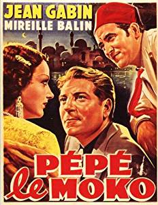 Pepe le Moko POSTER Movie (1937) Belgian Style A 11 x 17 Inches - 28cm x 44cm (Jean Gabin)(Gabriel Gabrio)(Saturnin Fabre)(Fernand Charpin)