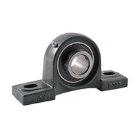 High quality insert cast iron pillow block bearing ucp 310