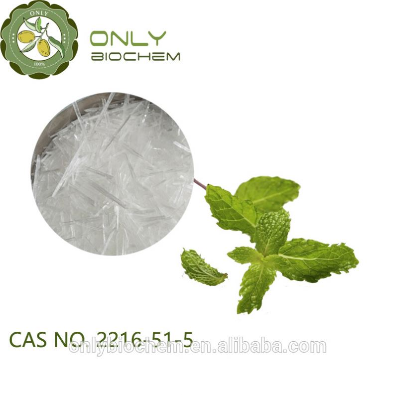 Flavor& Fragrance Menthol Crystal Price In India
