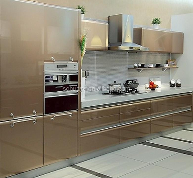 Mueble De Cocina Nogal Habano : Diseo muebles cocina cheap nogal habano y