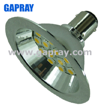 energy saving 2.6W 12V SMD 5050 AR70 led lamp