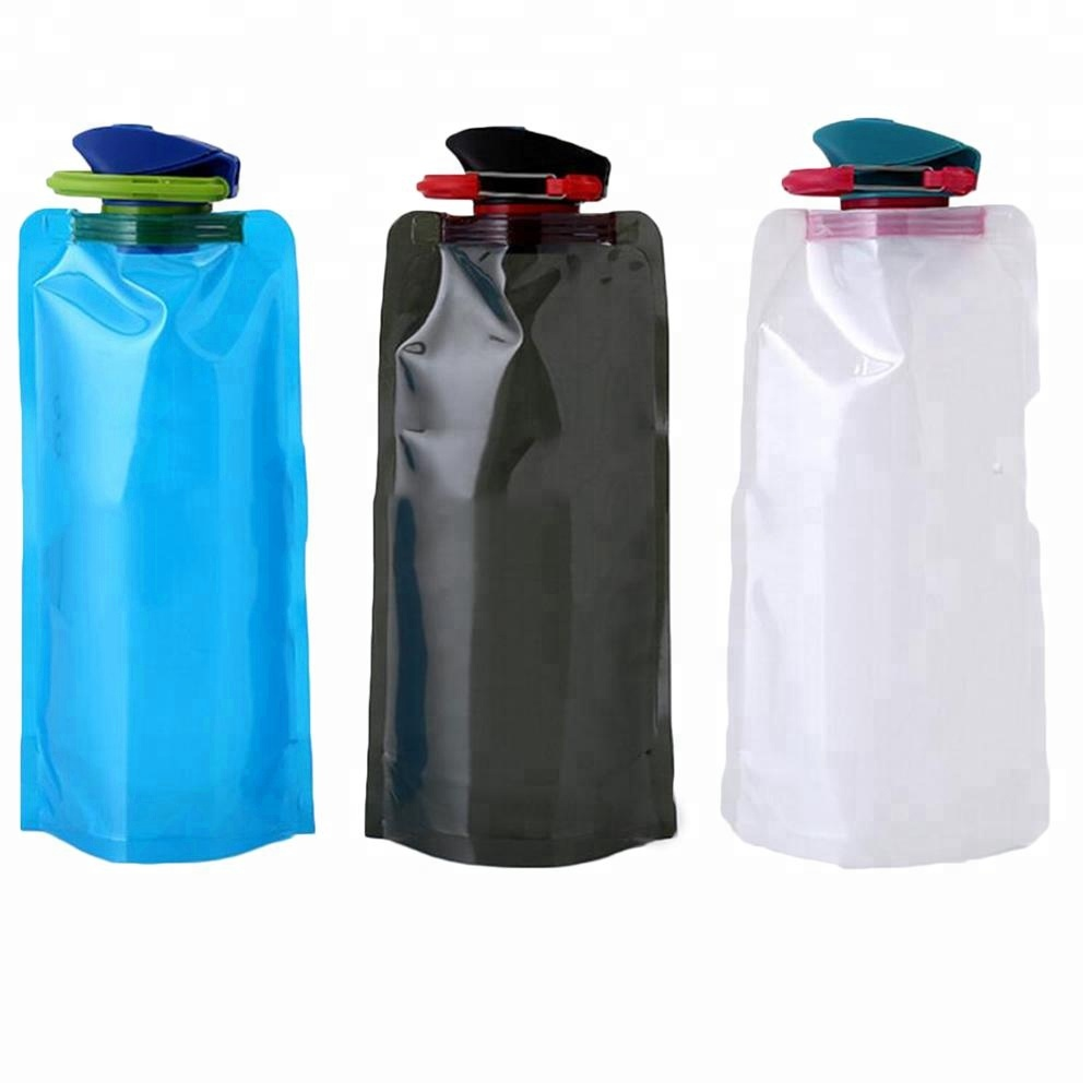 Wholesale Drinking Water Bag With Spout Top Quality Eco-friendly