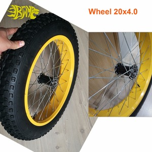 Used for electric bicycle wheel 20*4.0