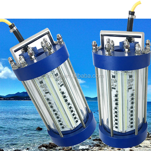 factory IP68 Marine Night Fish Gathering 500W Led Underwater Fishing Attracting Lights