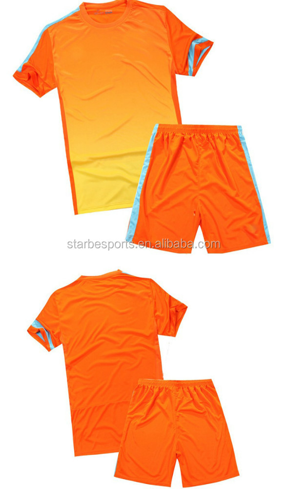Top quality custom sublimation football jersey/cheap soccer jerseys/wholesale soccer uniforms