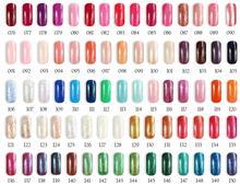 Free shipping 12pcs VEN Modern Nail Art Color UV Gel nail polish 15ml 233 colors for