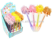 four different animal heads promotional gift novelty pen