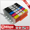 5 x Compatible ink Cartridge PGI550 CLI551 for Canon IP7250 MG5450 MX925 MG5550 MG6450 MG5650 MG6650 IX6850 MX725 MX925 with ink