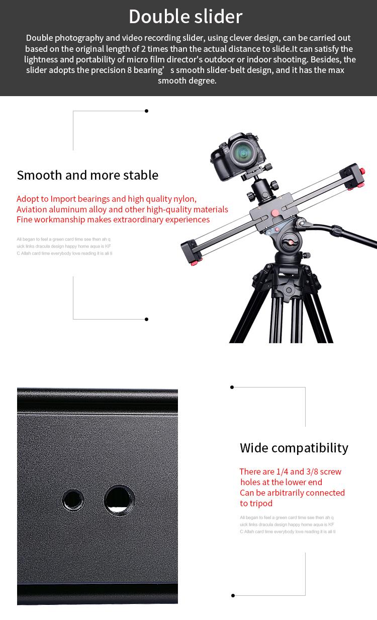 YELANGU Fotoğraf Mini Video Kompakt Slider Dslr Kamera ve DV Kameralar
