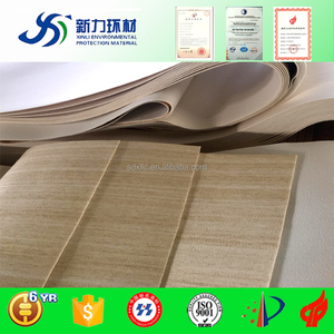 High quality 550gsm aramid air filter fabric for dust collection bag