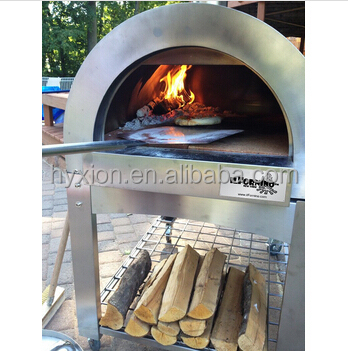 Hyxion - thor wood burning pizza oven