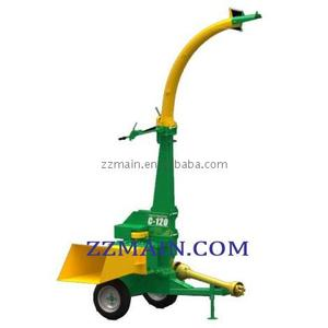 Factory Directly tractor silage machine